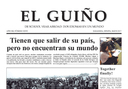 El Guiño, the publication of SYA Spain's journalism class