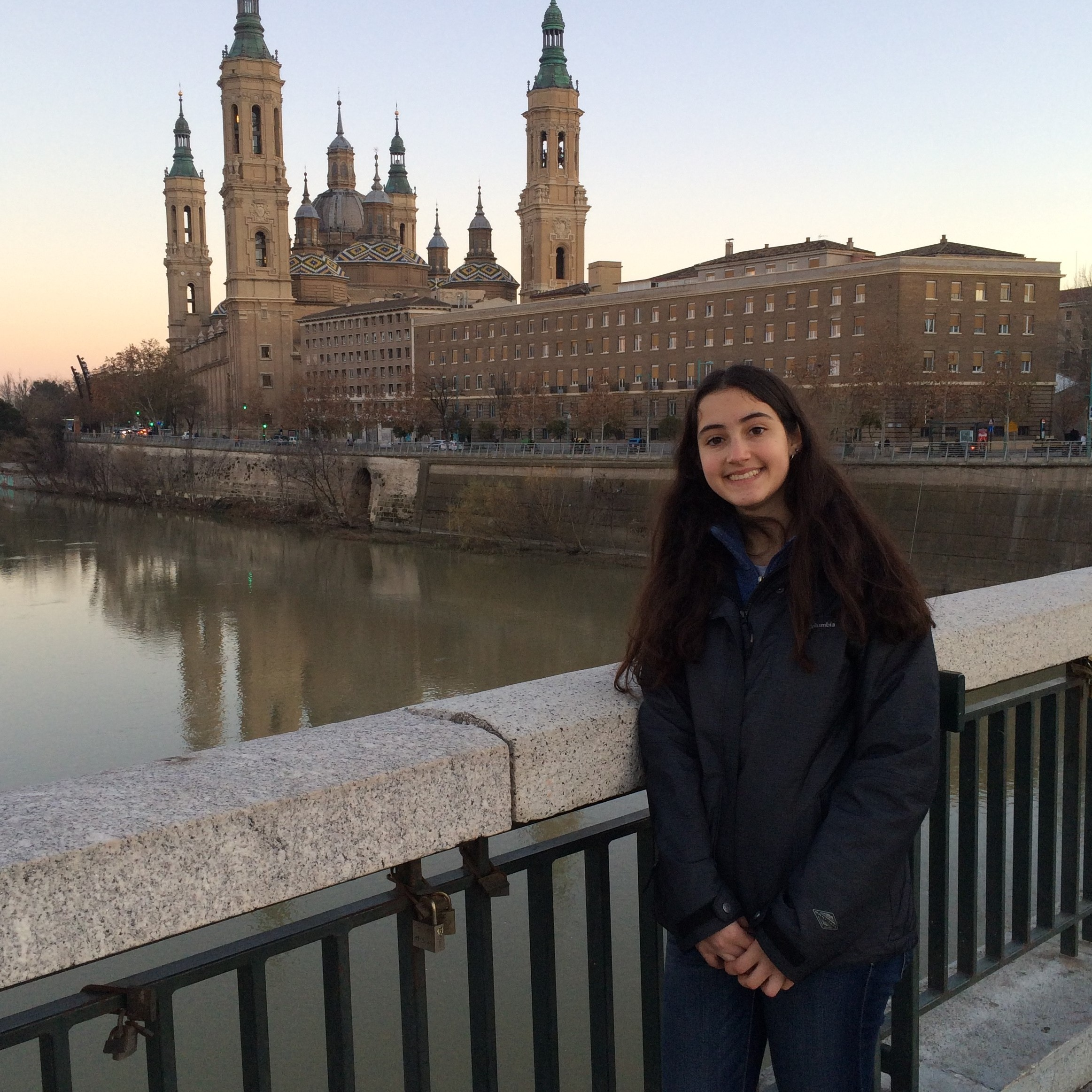 Meet Cara, an SYA Spain student