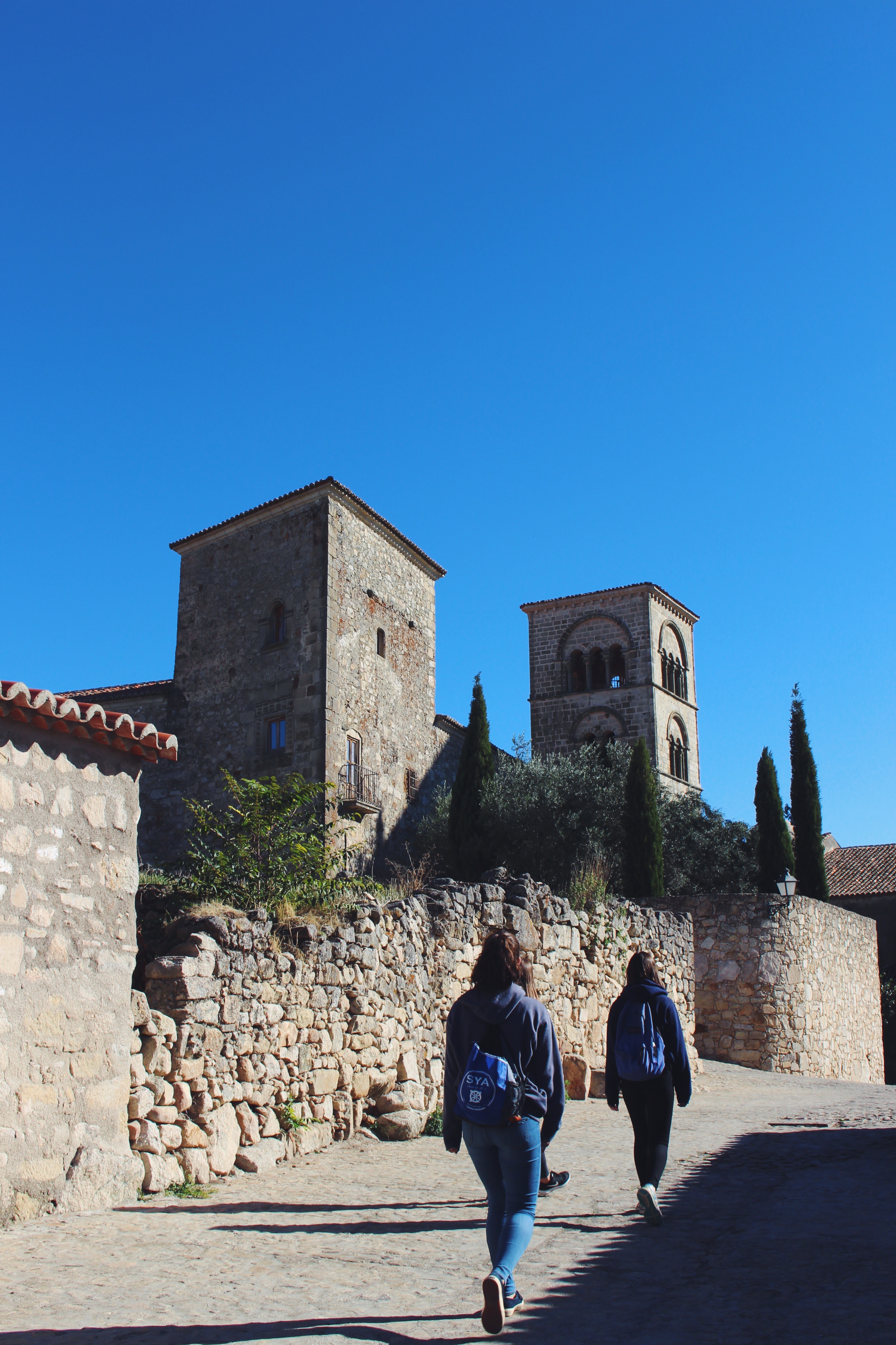 Learning by Living: Our Trip to Extremadura