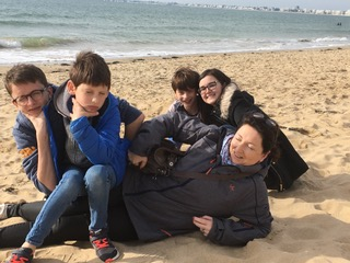 Having a Ball at La Baule