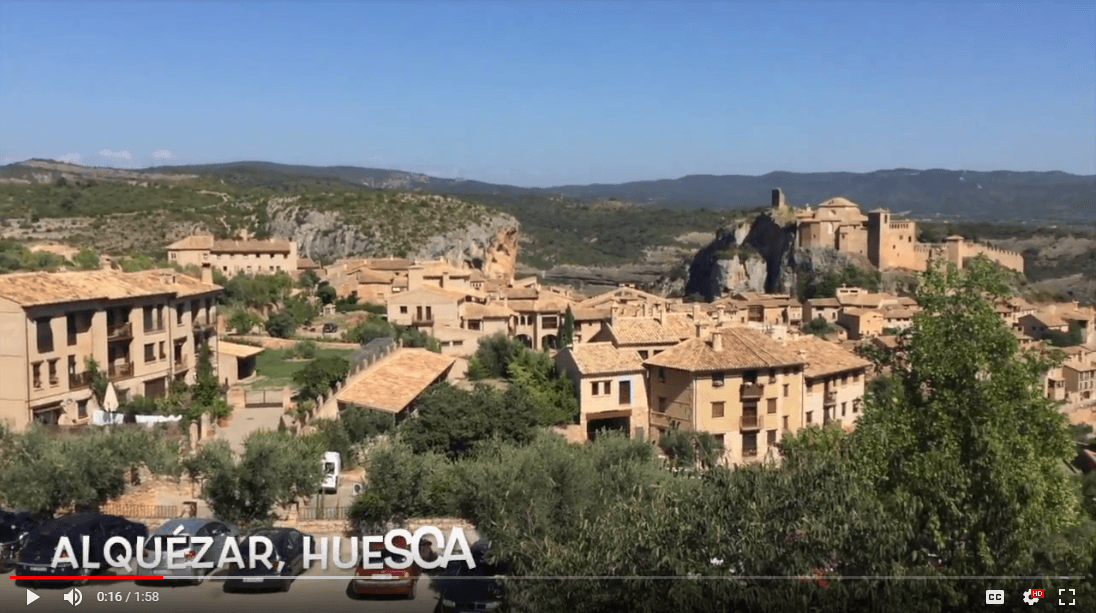 Video: SYA Spain Trip to Alquézar