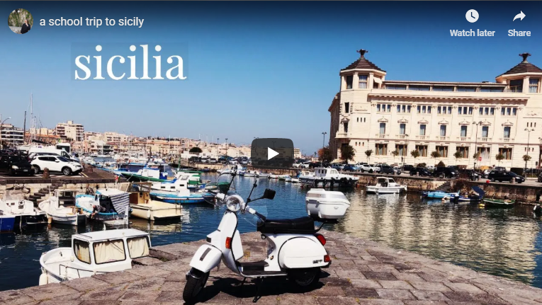Video: School Trip to Sicily